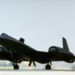 operation was deafening with the SR71