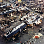 On the SR-71, titanium was used for 85% of the structure