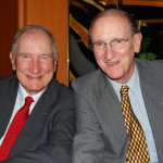 Bob and his younger brother Jim Gilliland