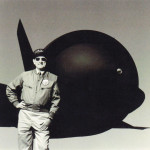 Bob in front of SR71