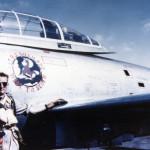 Gilliland and Republic-F-84